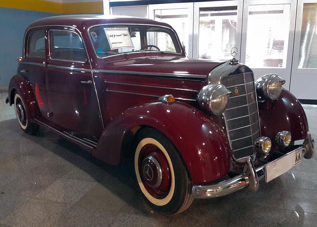 به بهانه دومین نمایشگاه خودروهای کلاسیک قزوین
